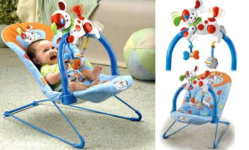 Fisher-Price Playful Puppy Bouncer