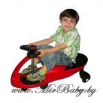 Детская машина Bibicar – без педалей и двигателя.