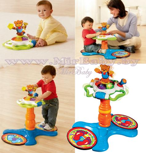 VTech - Sit-to-Stand Dancing Tower