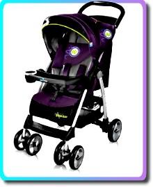 Прогулочная коляска Baby Design Walker невероятно легкая и маневренная