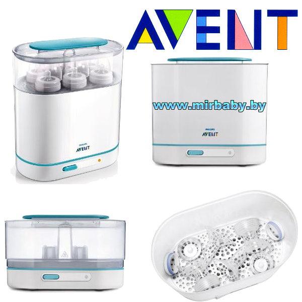 Электрический стерилизатор напрокат 3 в 1 Philips AVENT