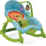 Детское кресло-качалка Fisher Price  Deluxe 2 в 1   Планета