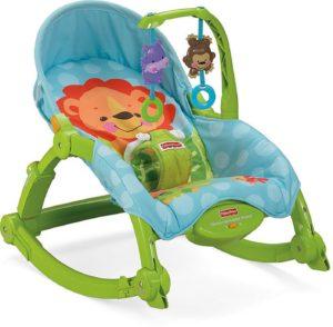 Кресло-качалка Fisher Price Deluxe 2 в 1 Планета