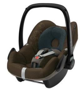 Детское автокресло Maxi-Cosi Pebble с рождения