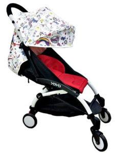 Детская прогулочная коляска Yoya напрокат