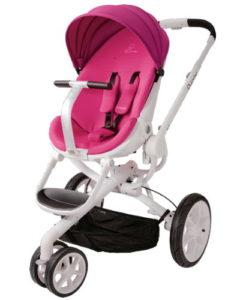 Quinny Moodd Pink прогулочная коляска