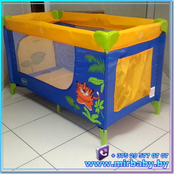 прокат детских кроваток манежей в минске