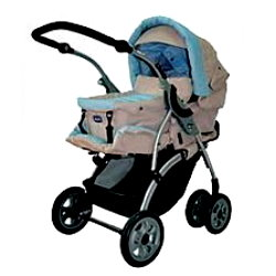 Chicco TECH 6WD stroller