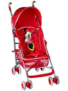 Прогулочная Mothercare Disney Minnie Mouse коляска-трость напрокат