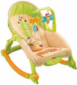 Лягушонок Fisher-price кресло качалка шезлонг